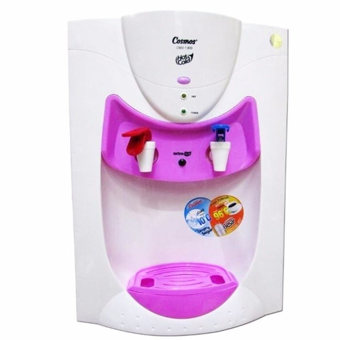 harga Cosmos dispenser cwd1300 1300 hot cool promo murah Tokopedia.com