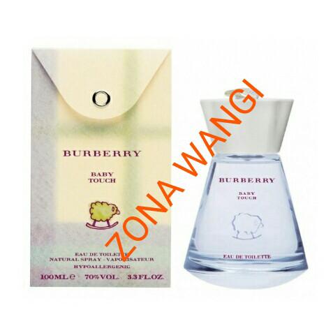 Unisex Burberry Touch Original WangiTokopedia Zona Parfum Jual Baby vNO0nw8m