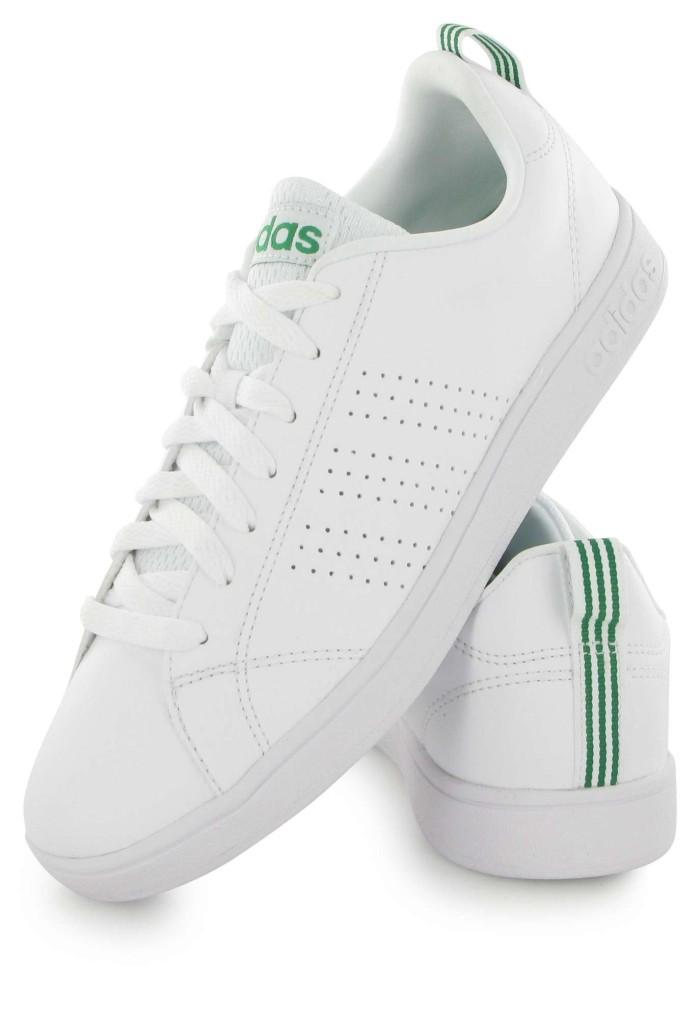 ... norway promo adidas neo advantage clean full white original 100 berkualitas 6928c 963af