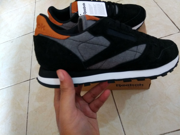 91a83dc98bc Jual Reebok CL Leather Ch Men - Kab. Bogor - zoe shoes sneakers ...