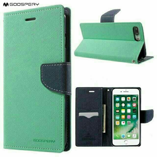 Sarung Buku Flip Cover LG G3 Stylus Goospery Fancy Diary