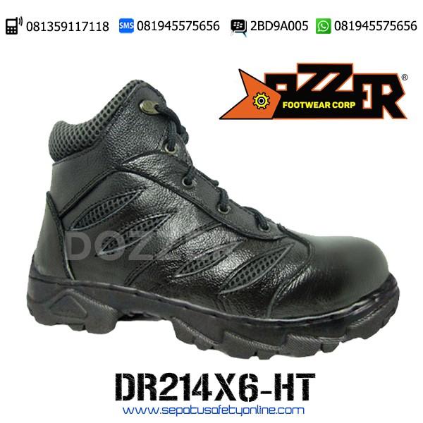 Jual Sepatu Safety keren dan Murah Solo, DR214X6-HT