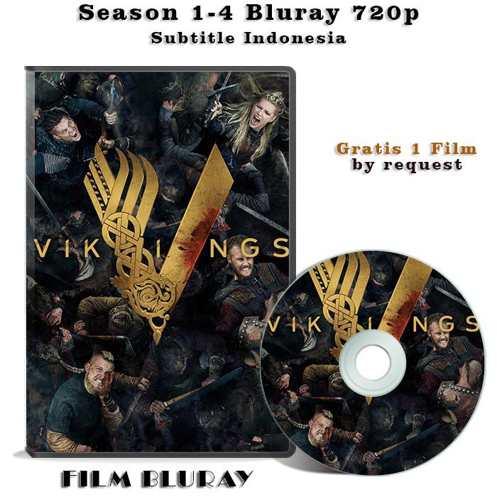 Jual Dvd Serial TV Vikings Season 1-5 Lengkap - Kota Makassar - Film Bluray  | Tokopedia