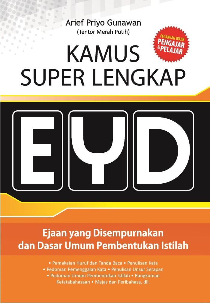 harga Kamus super lengkap eyd - laksana Tokopedia.com
