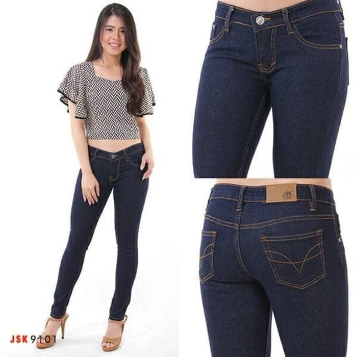 Cj collection Celana batik kulot rok panjang wanita jumbo long pant Asha. Source · CELANA JEANS Celana Jeans Jumbo Skinny Wanita Denim Panjang Pensil JSK