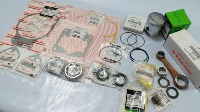 harga Paket komplit hemat kawasaki ninja 150 r - rr komplit stang seher Tokopedia.com