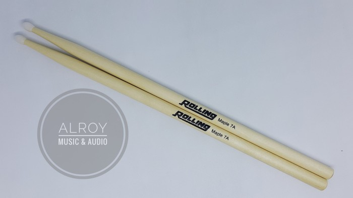 harga Stik drum rolling nylon maple 7an Tokopedia.com