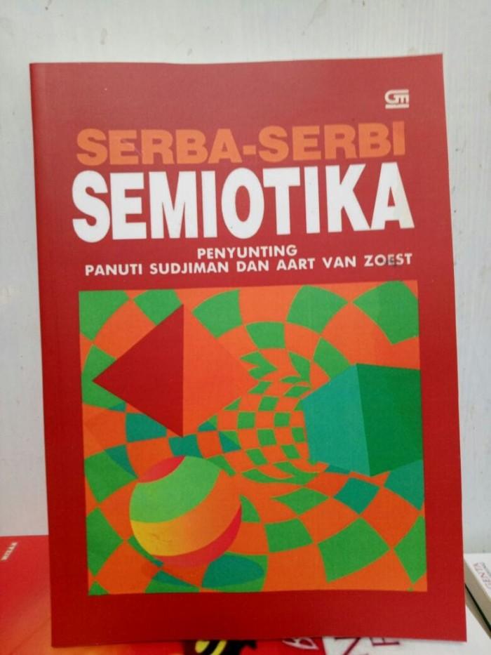 harga Serba-serbi semiotika - panuti sudjiman Tokopedia.com