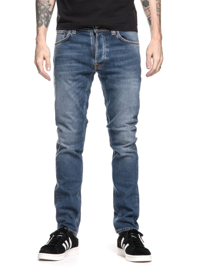 harga Nudie jeans tilted tor shackled & blue Tokopedia.com