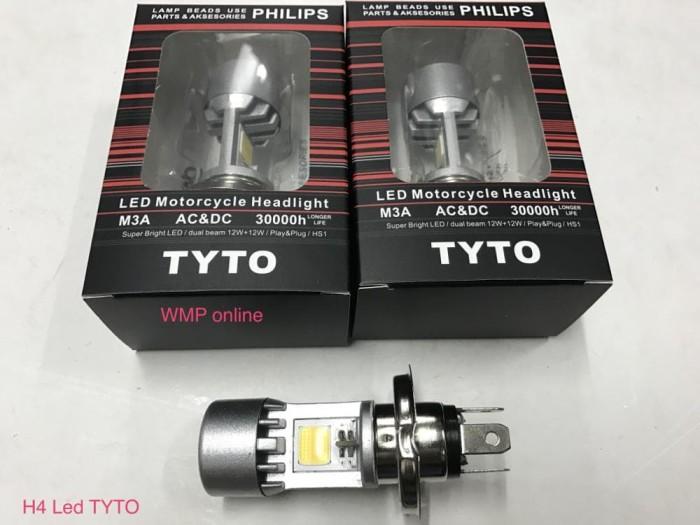harga Bohlam led lampu depan motor vixion by philips h4 Tokopedia.com