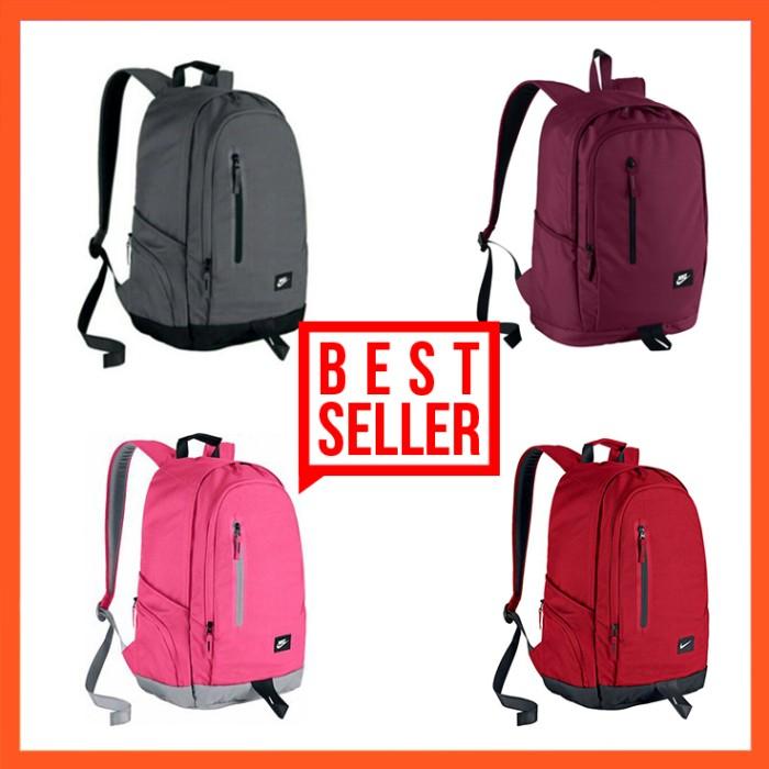 harga Tas laptop ransel sekolah pria / wanita / remaja nike murah Tokopedia.com