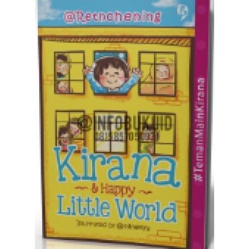 harga Kirana & happy little world #freesampul Tokopedia.com