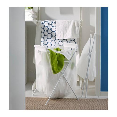 Go send top seller ikea jall tempat cucian dgn stand / laundry bag70