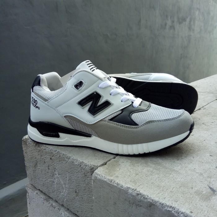 Los Angeles 0bd6d 550b6 Sepatu Cowok Sneakers Nb 530 Encap Import