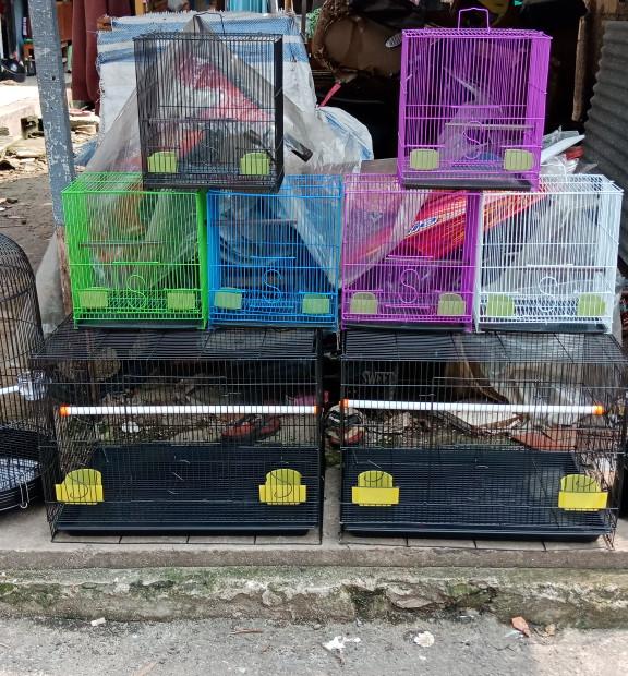 harga Kandang ternak kotak besar besi burung lovebird kucing merk sweet Tokopedia.com