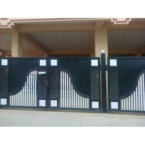 Jual Pintu Pagar Rumah Minimalis - Kab. Bogor - Bengkel Las Ljl | Tokopedia