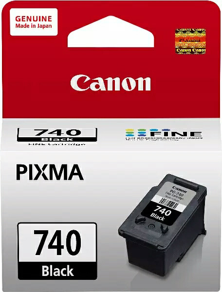 harga Tinta catridge canon pg-740 original Tokopedia.com