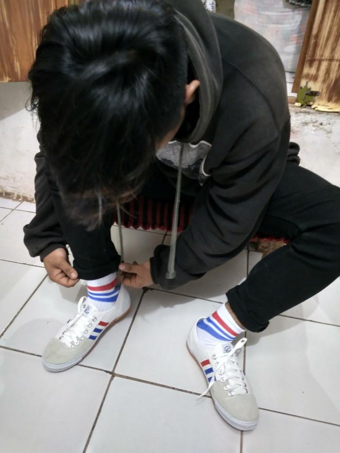 Sepatu Capung Kodachi 8111 + Kaos Kaki/ Sepatu Capung Kodachi