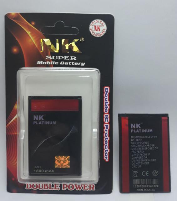 Battery NK Original type J-S1 untuk HP BB 9220 / Davis ( 1800 mAH