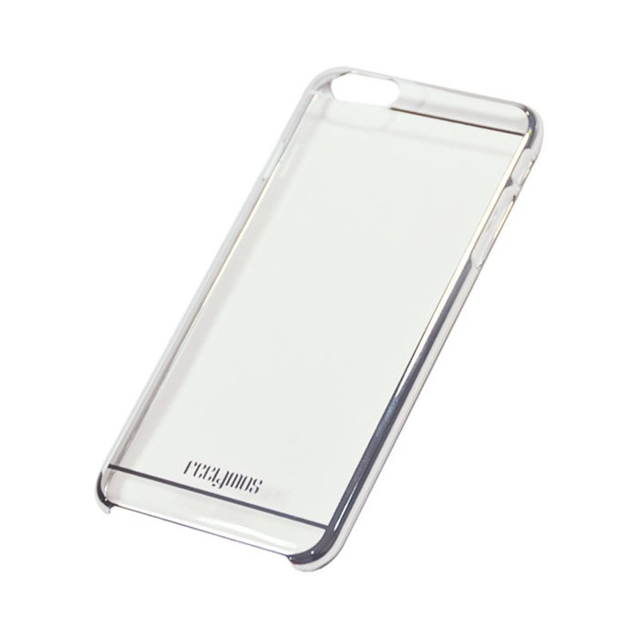 Feelymos Star 5 Case for iPhone 6 Plus/ 6S Plus Silver