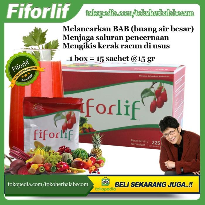 Foto Produk Fiforlif - Solusi Detox Untuk Perut Buncit. Dijamin ASLI dari TokoHerbalABEcom