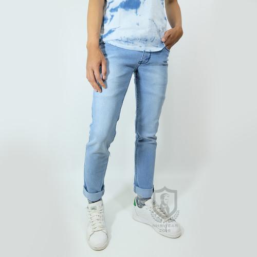 ... Blackfield Celana Jeans Light Blue Celana Denim Premium Biru Muda