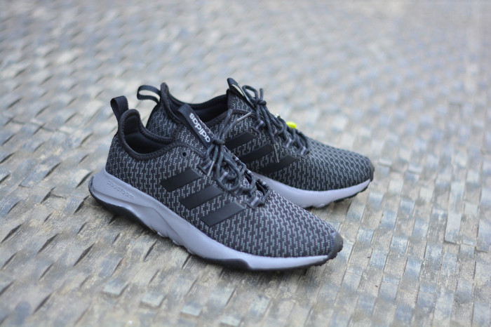 Sepatu Adidas CloudFoam Superflex Dark Grey Original Made In Indonesia 893eb16956