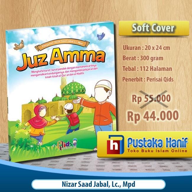 Jual Juz Amma Untuk Anak Full Color Dengan Terjemah Dki Jakarta Pustaka Hanif Tokopedia