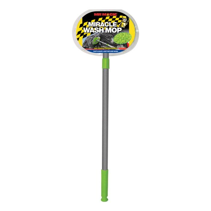 harga Mop cuci mobil microfibre mr magic - miraclewashmop Tokopedia.com