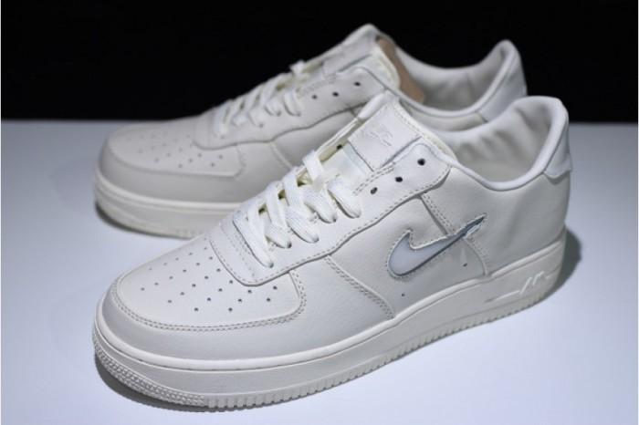 Jual Nike Air Force One Low Premium Jewel Sail Kota Surabaya Yur Sneaker | Tokopedia