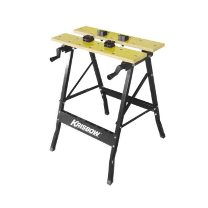 harga Portable workshop workbench krisbow meja kerja gergaji potong kayu Tokopedia.com