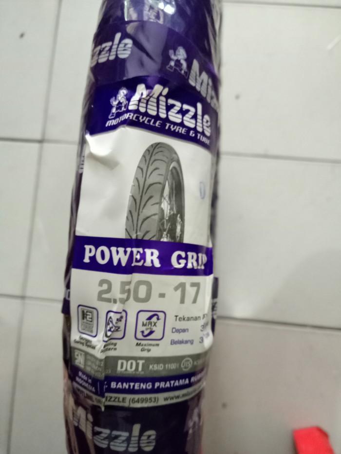 Jual Ban Mizzle 250 17 Power Grip Bukan Tubeless