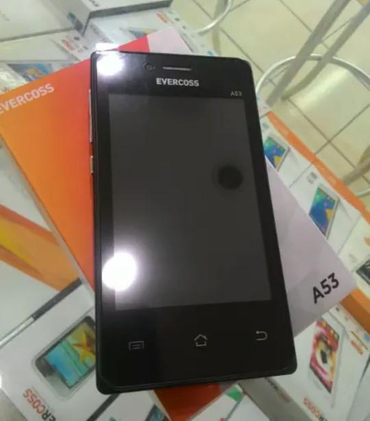 harga Evercoss a53* - android termurah cuci gudang Tokopedia.com