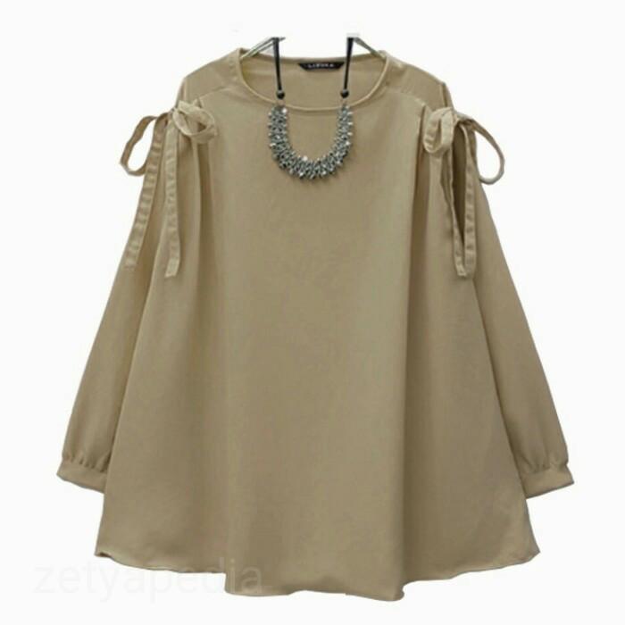 Baju Atasan Ryu Top Blouse Tunik Baju Muslim Blus Muslim Xxl - Theme ... 105ecb4b4a