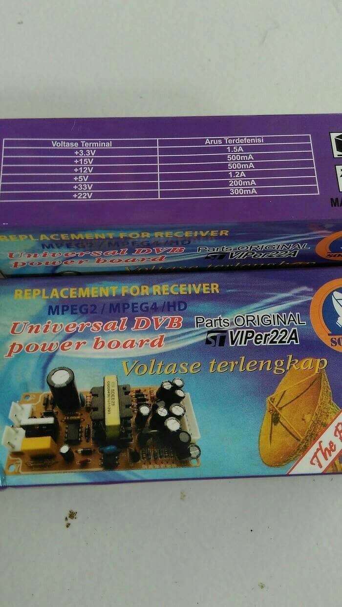 harga Power supply psu regulator receiver parabola multi fungsi Tokopedia.com