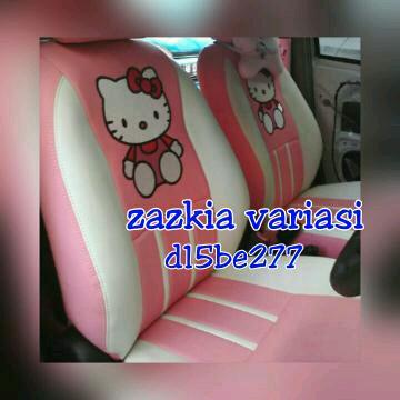 Sarung Jok Mobil Calya Sigra 2 Baris