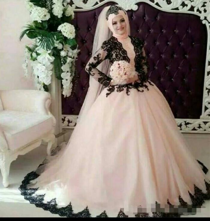 Jual Gaun Pengantin Muslim Kota Tangerang Gaunwedding Com