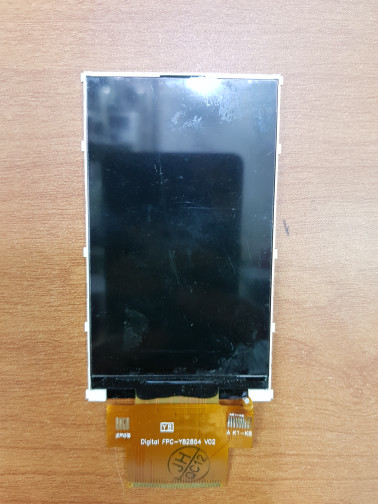 Lcd cina cross t5 ( digital fpc-y82854 v02) 33pin