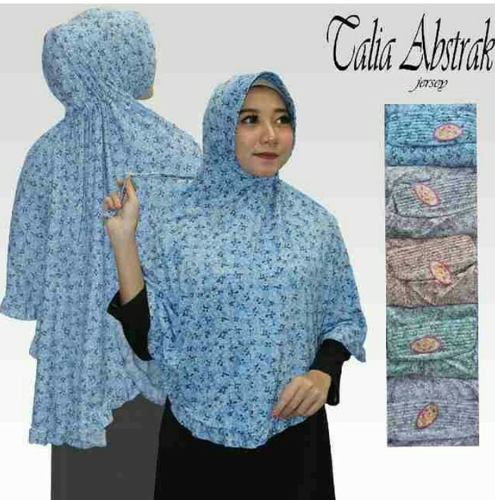 Foto Produk jilbab talia abstrak dari viola store