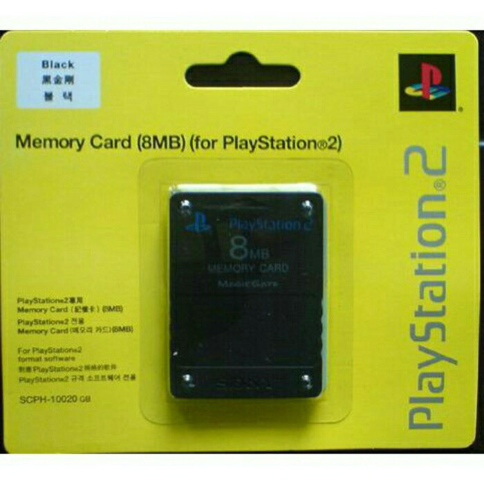 Popular 64mb &128mb Memory Card For Sony Playstation 2 Ps2 Source · Data Stick Module For