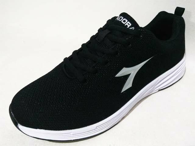 harga Sepatu Running Diadora Clemento Ii Blackoriginal Tokopedia.com