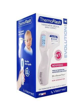 harga Visiomed thermoflash lx-26 evolution series (white only) Tokopedia.com