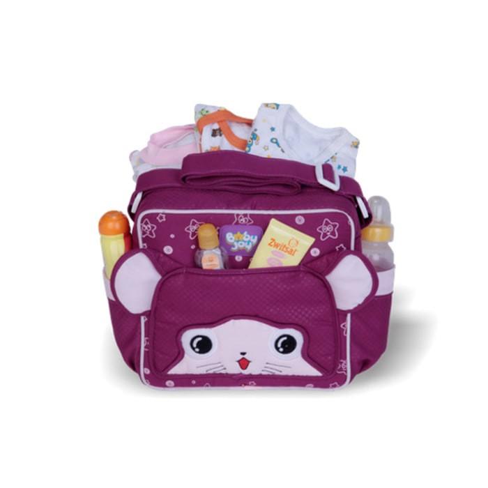 harga Baby joy tas kecil melody/tas bayi/tas baju/tas botol susu Tokopedia.com