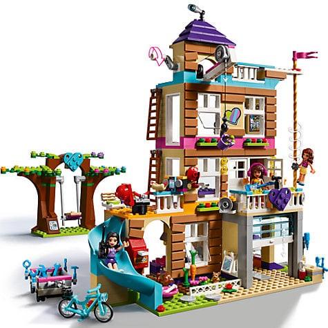 Jual Lego Friends 41340 Friendship House Kota Administrasi