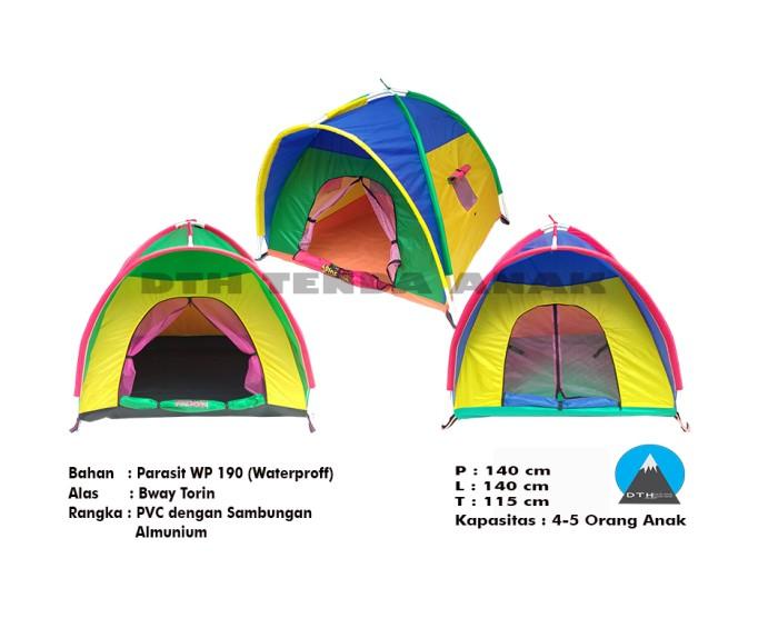 harga Tenda anak 1,4m Tokopedia.com