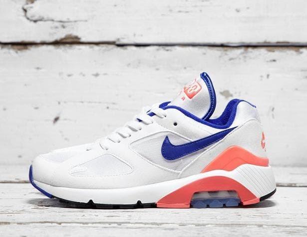premium selection 21788 45802 Nike original Air Max 180 Women s white AH6786100