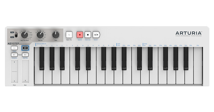 harga Arturia keystep keyboard controller Tokopedia.com