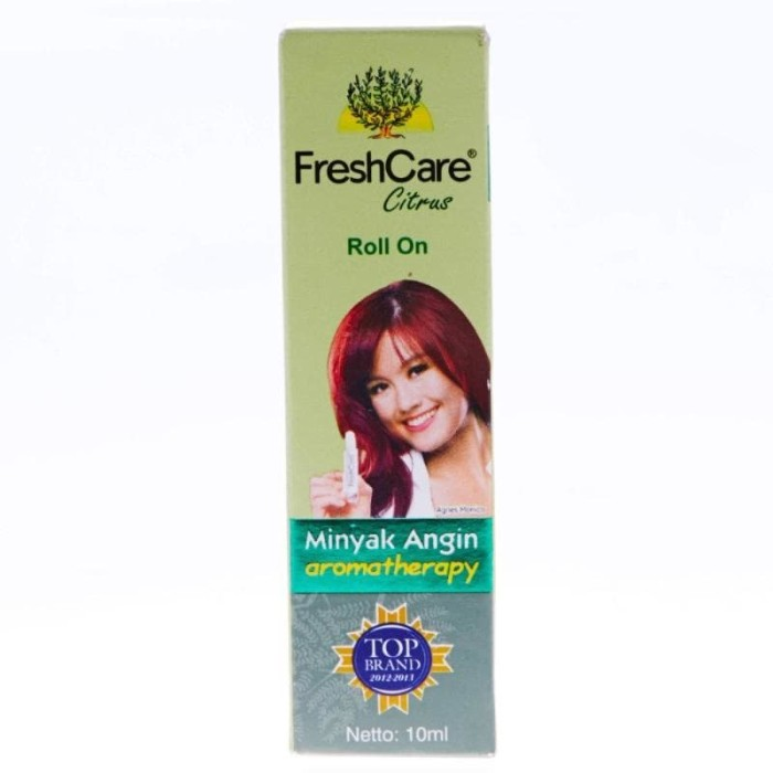 harga Freshcare minyak angin citrus 10ml Tokopedia.com
