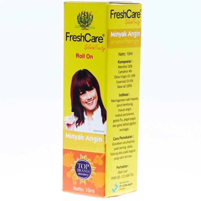 harga Freshcare minyak angin splash fruity 10ml Tokopedia.com