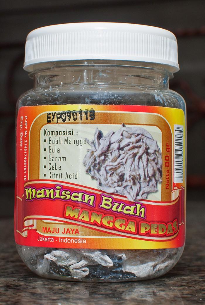 Jual Manisan Buah Mangga Putih Pedas - Jakarta Barat - Ten ...